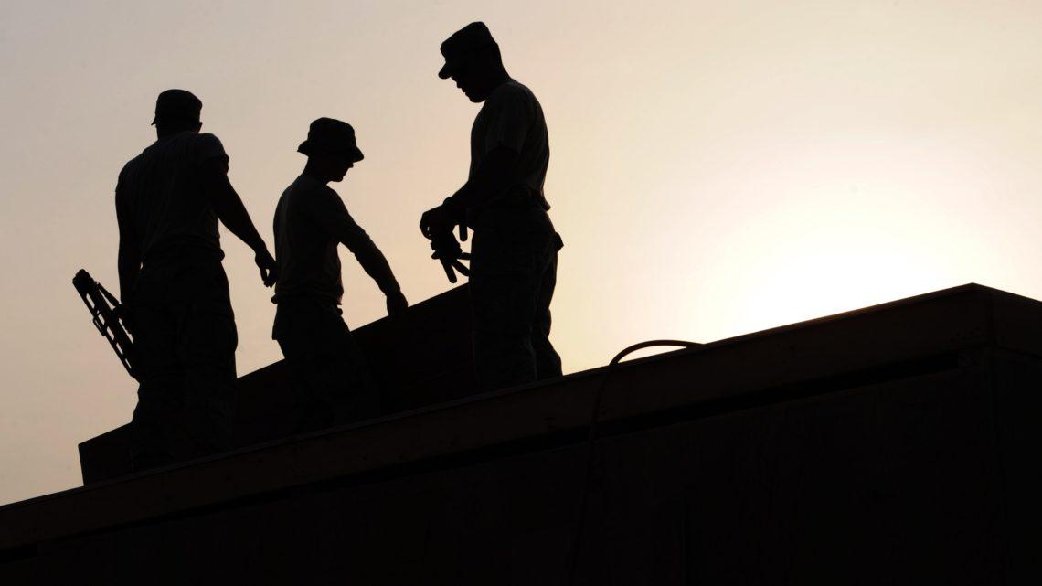 Tworzenie dachu, usługi dekarskie mazowieckie